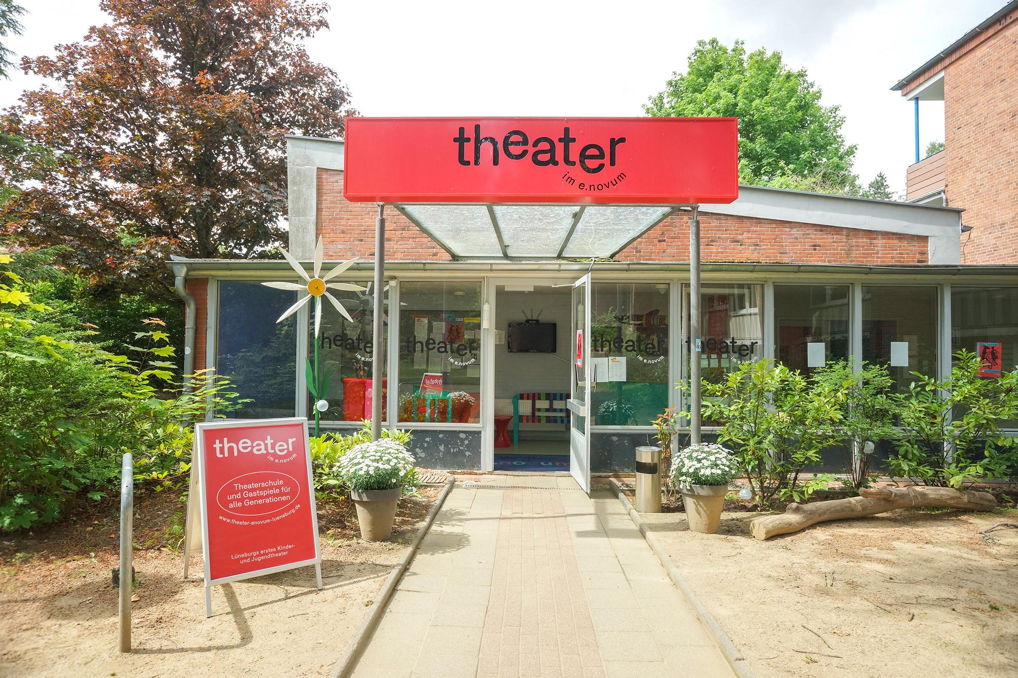 Theater im enovum in Lüneburg