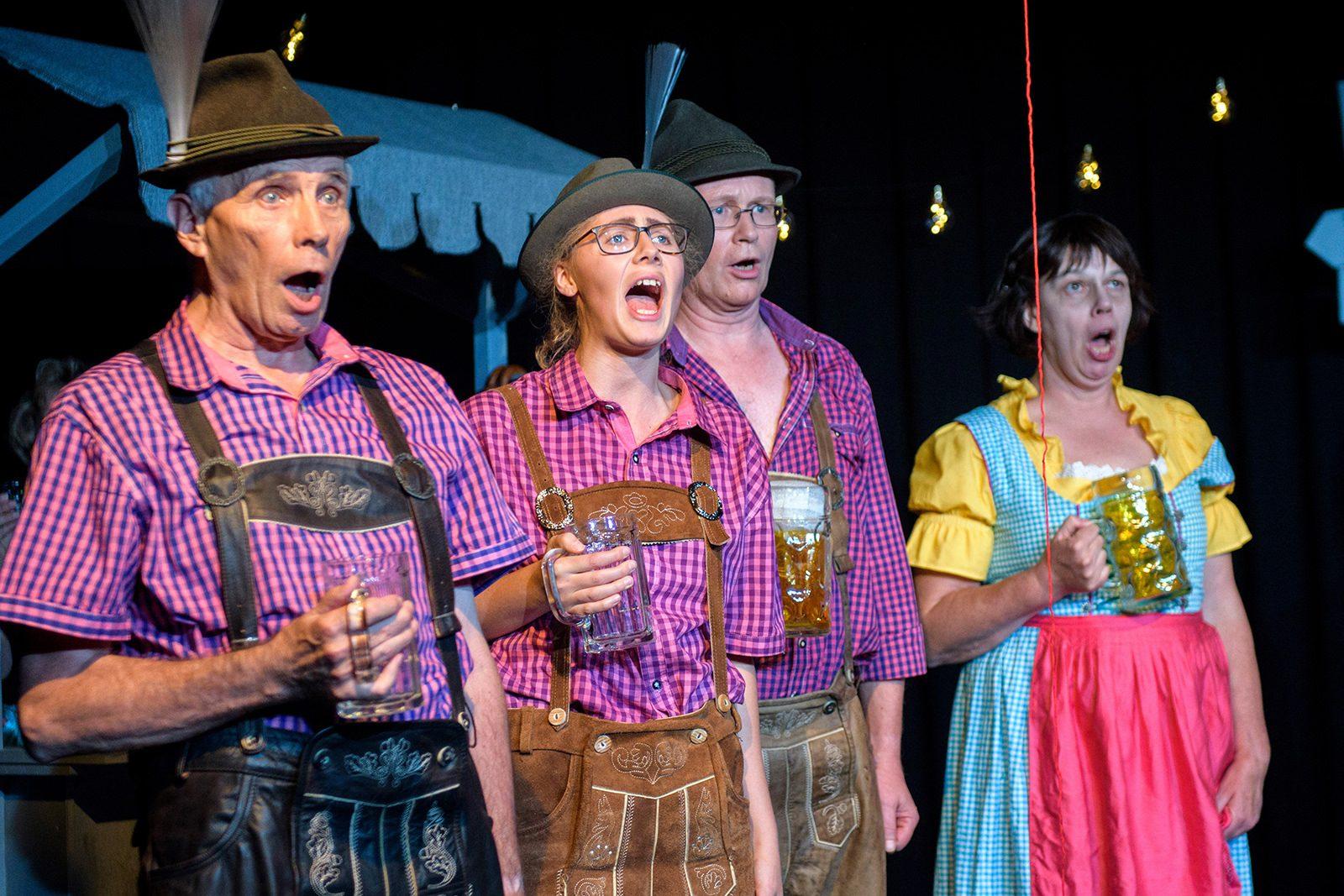 theater im enovum GP in Lüneburg Kasimir und Karoline