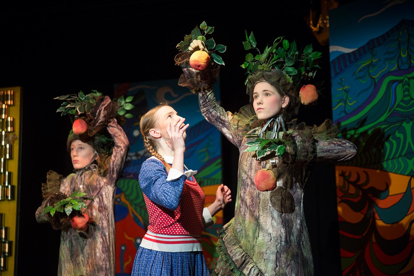 theater im enovum in Lüneburg GP Der Zauberer von Oz