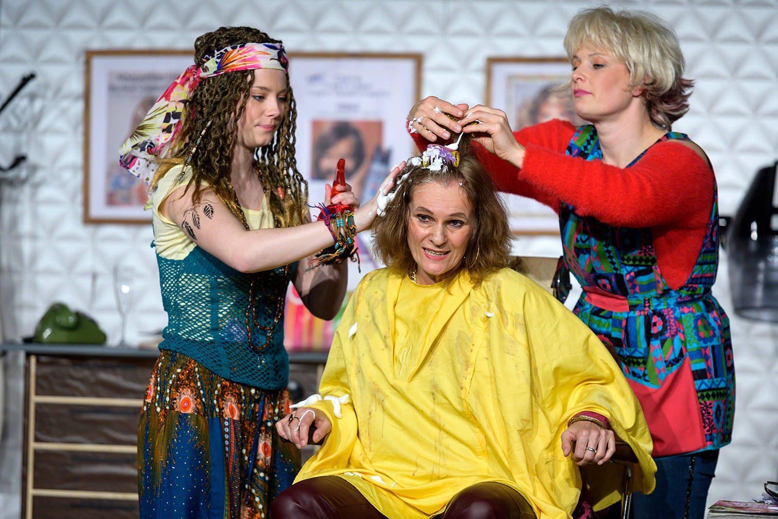 theater im e.novum Mein fabelhafter Friseursalon