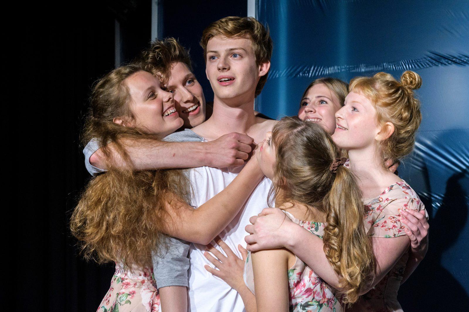 Die Leiden des jungen Werther - Jugendtheater in Lüneburg
