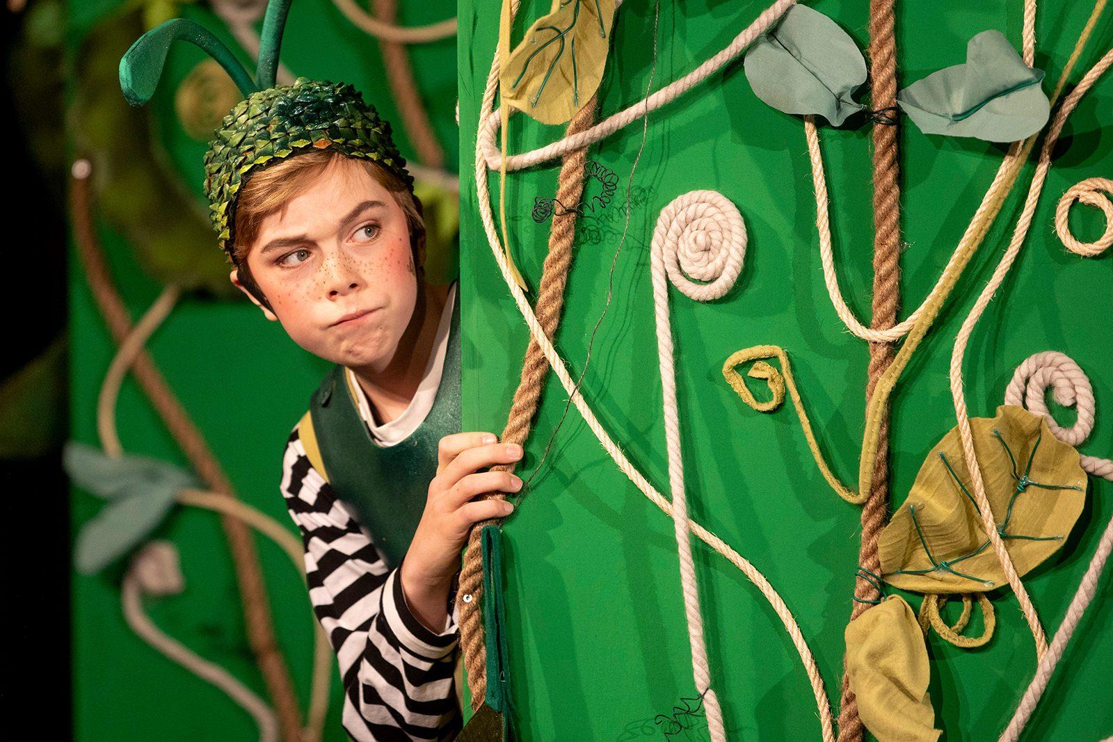 Weihnachtsmärchen 2019 am theater im e.novum - Prinzessin auf der Erbse