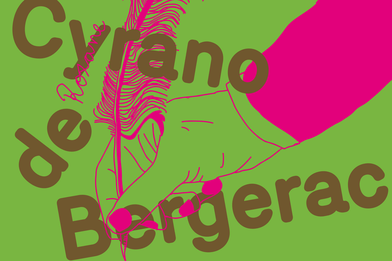 Cyrano de Bergerac - Drama am Theater im e.novum in Lüneburg